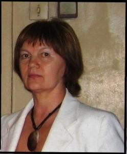 Валентина Геннадьевна Березина  (1950 - 1965)