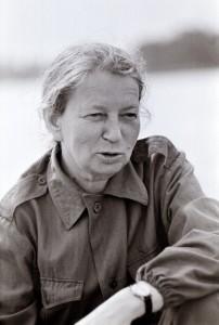 Н.П. Линькова. Семинар 1982 г. Кижи